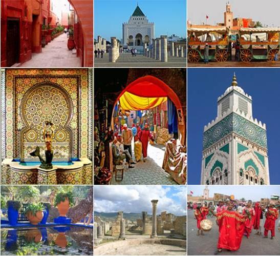 было Работа в марокко представляло собой