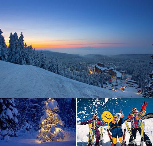 Отдых болгария на новый год